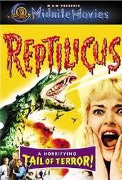 『原始獣レプティリカス/冷凍狂獣の惨殺』 (1961/デンマーク、アメリカ)