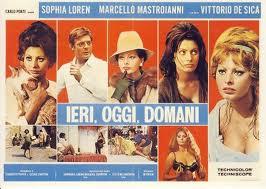 『昨日・今日・明日』 (1963/イタリア、フランス)