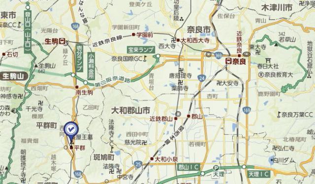 地図ならpp