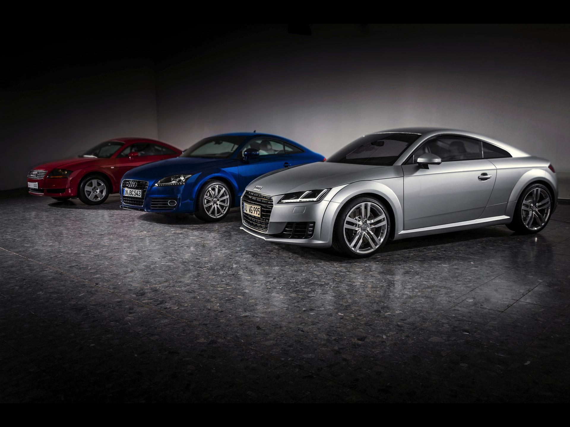Audi Tt 2014 アウディに嵌まる 壁紙画像ブログ