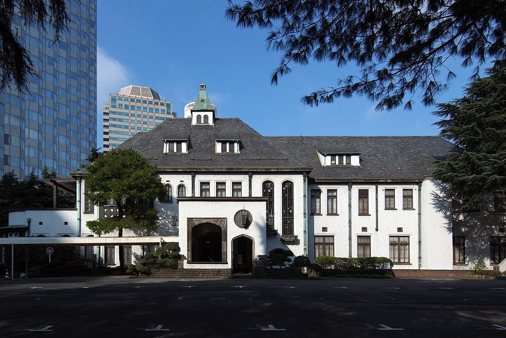 赤坂プリンスホテル旧館(旧李王家邸)_4