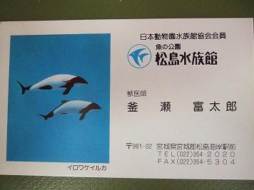 松島水族館マリンピア