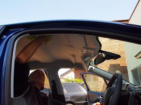 車内 タバコ臭