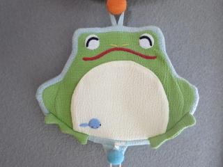 カエル壁掛