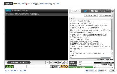 テスタのニコニコ生放送!3時までぶっちぎり!!