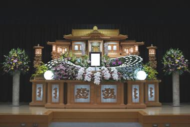 花祭壇4258