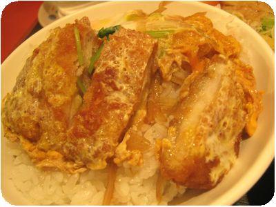 カツ丼(単品)