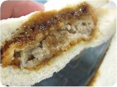 サンドウイッチ(メンチカツ)