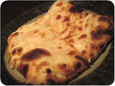 明太チーズナン