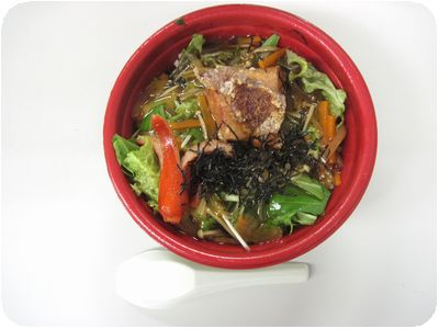 日替わり丼(あんかけチャーハン)