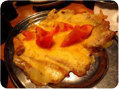 トマトチーズ焼