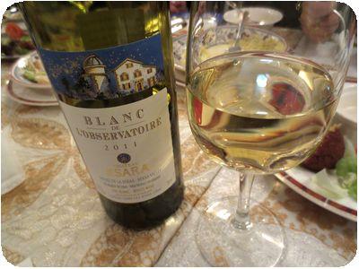 レバノンワイン(白)