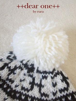 ベビーニット帽131230_2