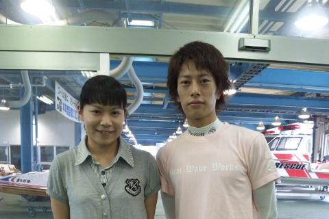 篠崎元志選手