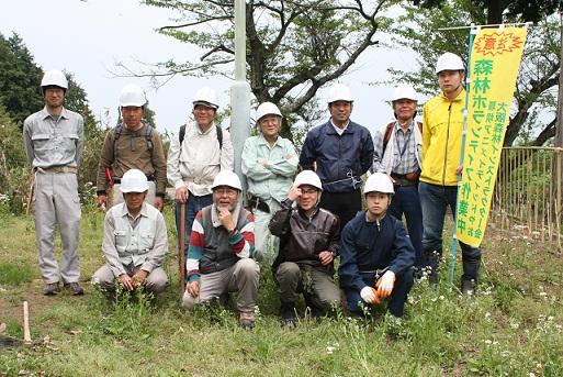 5月6日(日) 高安山森林整備