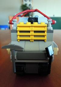 LEGO装甲車3_リアビュー