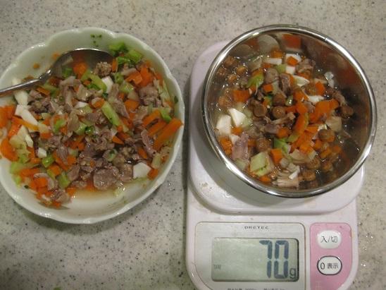 3夕食スープ入り 0107