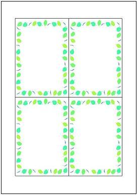 メモ用紙 テンプレート エクセル