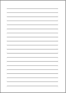 すべての講義 縦書き 便箋 テンプレート : 便箋(A4横書き・実線 ...