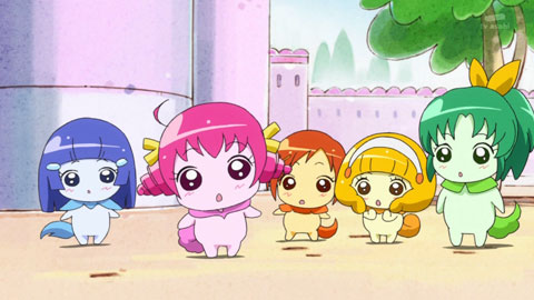 【スマイルプリキュア!】第24話「プリキュアが妖精になっちゃった、みゆ~!?」