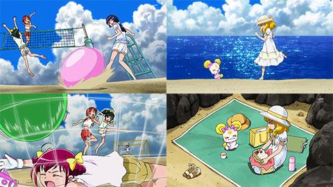 【スマイルプリキュア!】第25話「夏だ!海だ!あかねとなおの意地っ張り対決!!」