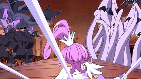【ドキドキ!プリキュア】第45回「宿命の対決!エースVSレジーナ!」