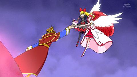 【ドキドキ!プリキュア】第48回「ドキドキ全開!プリキュアVSキングジコチュー!」