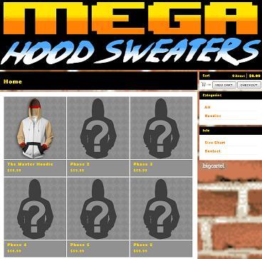 Mega Hood Sweaters