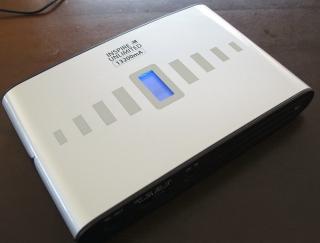 ノートパソコン用モバイルバッテリー