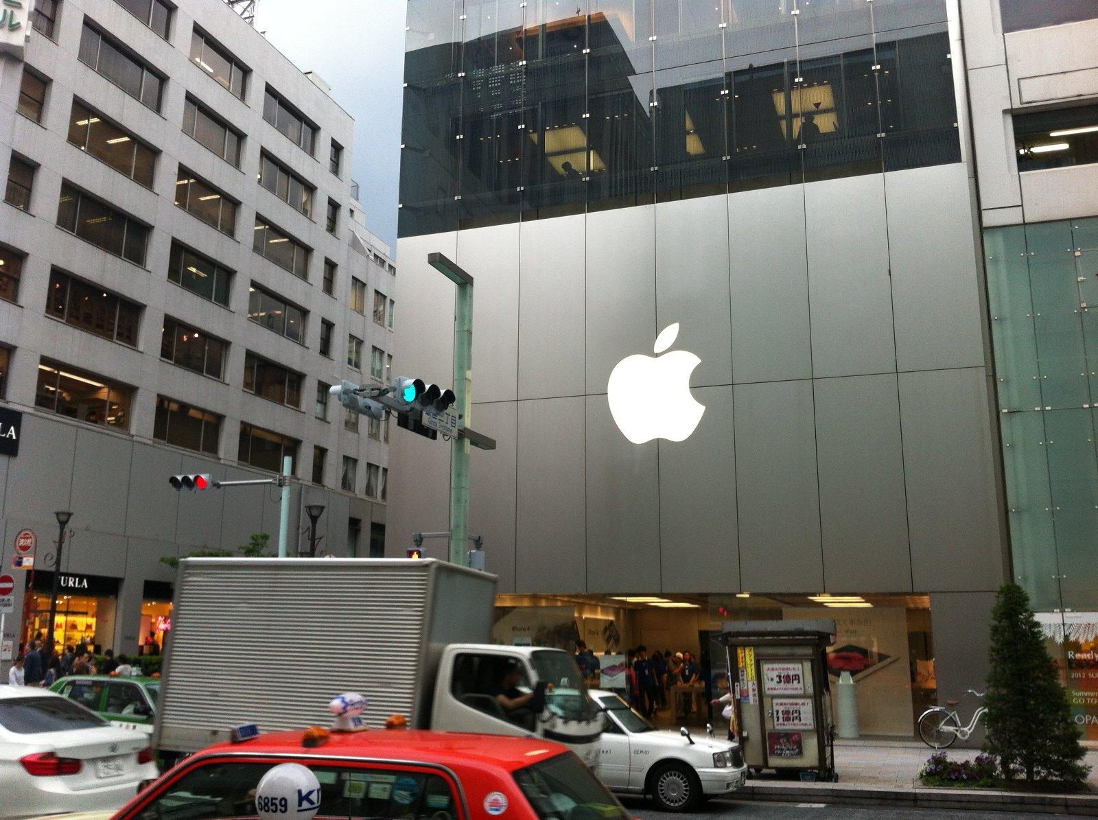 iPhone4 落としてバックパネル(バックガラス)を割る、そして修理 ...