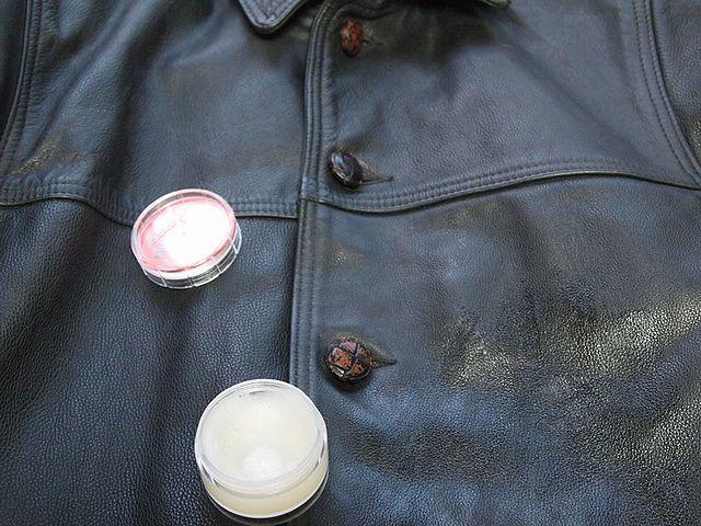 【メンテナンス】布の様に柔らかいレザージャケット