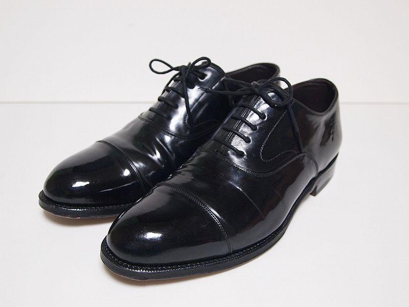 宮城興業コードバン 靴