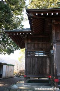 引田八雲神社(あきる野市引田)5