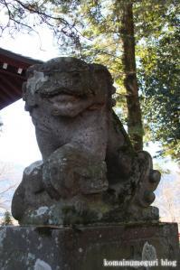 引田八雲神社(あきる野市引田)9