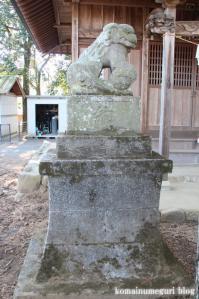 引田八雲神社(あきる野市引田)12