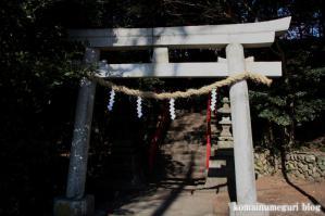 白滝神社(あきる野市上代継)2