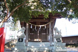 白滝神社(あきる野市上代継)8