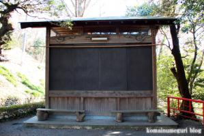 白滝神社(あきる野市上代継)15