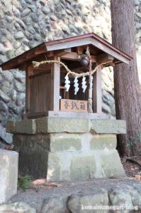 白滝神社(あきる野市上代継)7