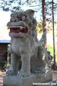 白滝神社(あきる野市上代継)9