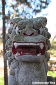 白滝神社(あきる野市上代継)11
