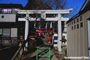 八幡宮(あきる野市油平)1
