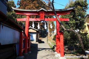 八幡宮(あきる野市油平)2