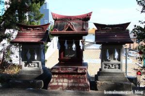 八幡宮(あきる野市油平)5