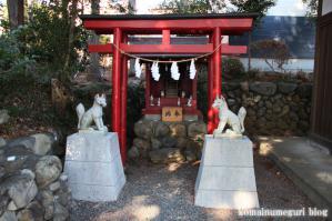 八幡宮(あきる野市油平)8