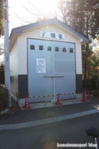 八幡宮(あきる野市油平)10