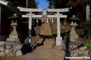 小宮神社(あきる野市小宮)1