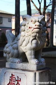 小宮神社(あきる野市小宮)6