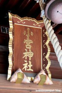 小宮神社(あきる野市小宮)13