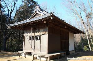 草花神社(あきる野市草花)10